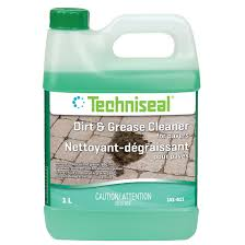cleaner degreasing cleaner for pavers and slabs
