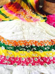 Latest Design Of Rajputi Poshak Rajputi Poshak By Kuldeep Singh Rajputi Dress Embroidery