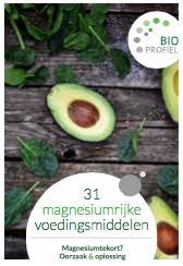tekort aan magnesium gevolgen
