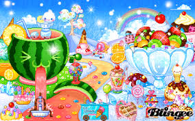 candy wonderland background. Exellent Candy Intended Candy Wonderland Background G