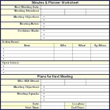 Meeting Minutes Template Google Doc Meeting Notes Template Meeting Minutes Template Excel Lists