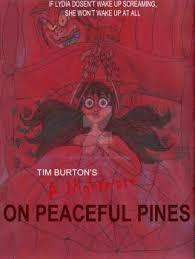 casperand 39 s scare school mantha. artist-srf 39 10 a nightmare on peaceful pines by casperand s scare school mantha o