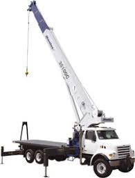 Series Cm 35124 C Manitex Boom Trucks Truck Utilities