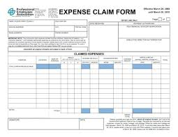 Excel Expenses Template Expense Report Company Format Monthly ...