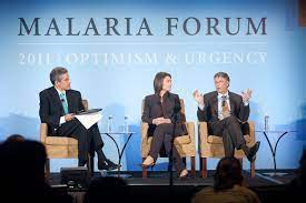 Bill Gates says innovation will beat malaria