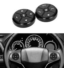 Steering Wheel Control Lights Not Working Amazon Com Car Steering Wheel Button Remote Control Lights