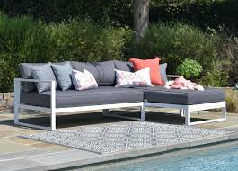 Outdoor Patio Cushions And Pillows Cool Royal Blue Outdoor Seat