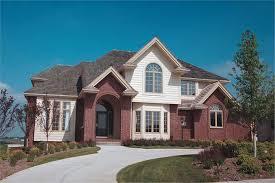 120 1320 4 bedroom 3057 sq ft european house plan 120 1320 front