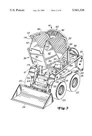 patent us operator enclosure patents patent drawing
