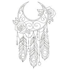 Set It Off Dream Catcher Enchanting Dream Catchers Linework Set Products SWAK Embroidery