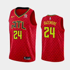 Atlanta Statement 24 Hawks Jersey Kent Bazemore aebcfaecaeedb The Carrying Of The Inexperienced (and Gold)