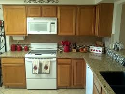Small Picture Beautiful Kitchen Paint Colors With Oak Cabinets And White