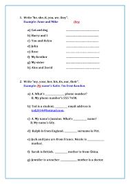 119 FREE Possessive Pronouns Worksheets: Teach Possessive Pronouns ...