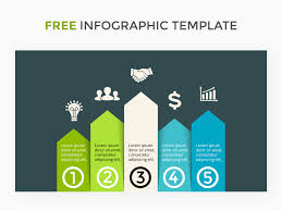 Goals Infographic Template Free Psd Template Psd Repo
