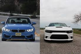 Sport Series bmw m3 hp : BMW M3 vs. Dodge Charger Hellcat: Is HP the Only Number That Matters?