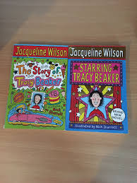 This book is the first book in the tracy beaker series and it is really funny. Jacquline Wilson S Tracy Beaker Books In S9 Sheffield For 4 00 For Sale Shpock