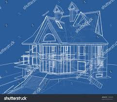 Small Picture Blueprints For House Blue Blueprint House Blueprints For Houses