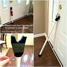 door bar lock door security bar door bar lock sliding glass master dual function security loves