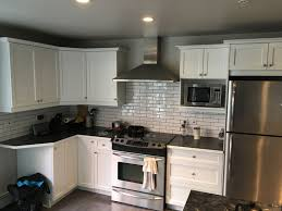 Kitchen Cabinet Painting Refinishing Calgary A Burst Of Colour