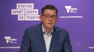 @whattimedan tweets the time for dan's daily press conferences. The Key Moments As Daniel Andrews Announced Victoria S Worst Daily Coronavirus Number Yet Abc News