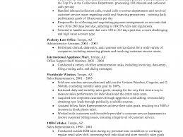 Sample Resume Customer Service Sales Representative Resume