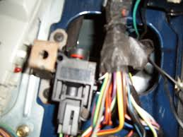 inertia switch just some fyi ford bronco forum Inertia Switch Wiring Diagram the inertia switch is the the black thing with the red top next to that ball of wiring under my kick panel ford inertia switch wiring diagram