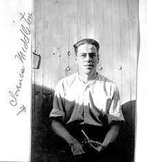 Florida Memory • Clarence Middleton of the Ashley Gang - Florida
