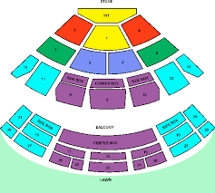 Saratoga Performing Arts Center Seating Chart With Rows Saratoga Springs Performing Arts Center Seating Chart Best