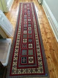 brown carpet floor. persian qashqai runner with thirty eight squares design brown carpet floor