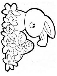 Easter Color Sheet Color Your World Pinterest Coloriage Paques