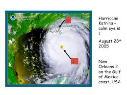 Conditions in the atlantic ocean made for the perfect breeding ground for a. Hurricane Katrina