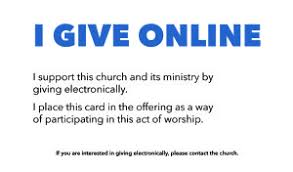 Free Online Giving Offering Cards Defining Grace