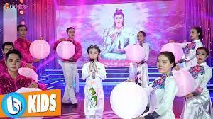 Nam Mô Đại Bi - Nhạc Phật Giáo Thiếu Nhi Nuôi Dưỡng Tâm Hồn Bé - YouTube