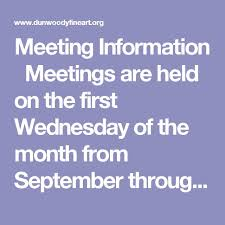 the best interesting topics for presentation ideas on  meeting information meetings are held on the first wednesday of the month from through coffee and social time begin at 9 30 am and continue