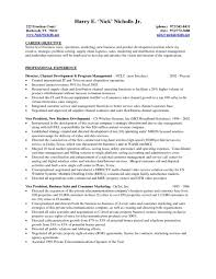 Sample Resume Management Position Resumees For Management Positions Sample Resumes With How To Write 7