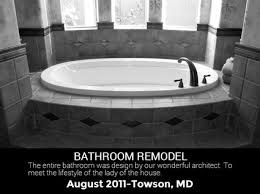 Bathroom Remodeling Columbia Md Remodelling Awesome Inspiration Design