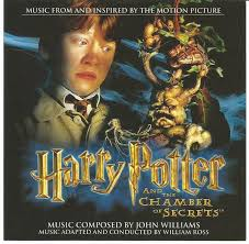 john williams 4 harry potter and the chamber of secrets from and inspired by the motion picture cd al at discogs