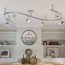 wall track lighting. Benny Flex Rail 6-Light Track Lighting Kit Wall