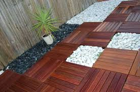 interlocking wood deck tiles costco inexpensive ideas well made cement patio home decoration