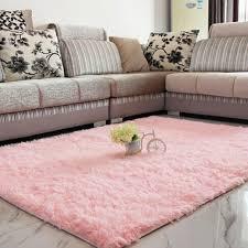 rug on carpet ideas. Mordern Anti-Skid Plush Shaggy Area Rug Carpet Nonslip Soft Fluffy Floor Mat For Dining On Ideas E