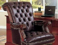 office chairs affordable home. Traditional Leather Office Chair - Executive Discount Burgandy Chairs Affordable Home O