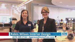Robin Wilson Interior Design The Job Of An Interior Designer Robin Wilson Interior Design On The Approved Home Pro Show
