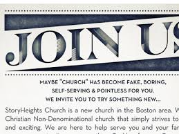 invitation flyer invitation to church service flyer storyheights church invite flyer