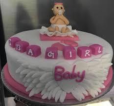 Designer Baby Shower Cakes Taja Bakery Designer Cakes