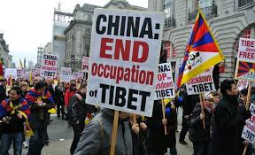 Image result for TIBET, human rights, PROTEST
