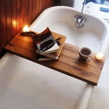 terrific cool bathtub 56 wood tub caddy simple design small size