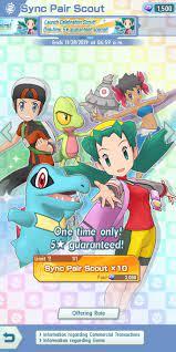 Pokémon Masters Review (Mobile)
