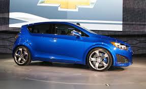 Chevrolet Aveo RS Concept | Auto Shows | News | Car and Driver