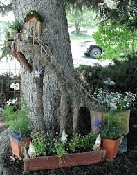 diy fairy garden tree house perfect garden decor 2016 homedecor garden gardendecor