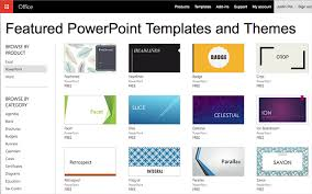Microsoft Powerpoint Templates 5 Sites With Microsoft Powerpoint Templates Other Tools